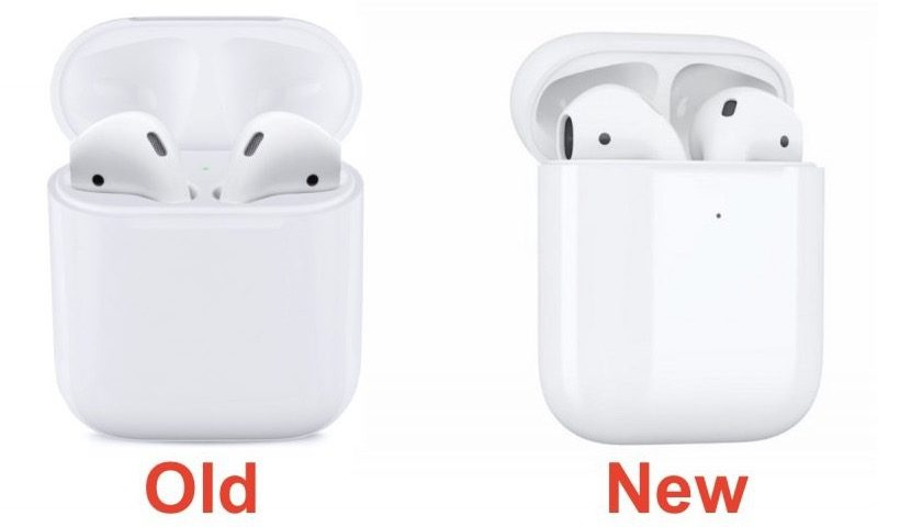 Apple AirPods - фото 287136