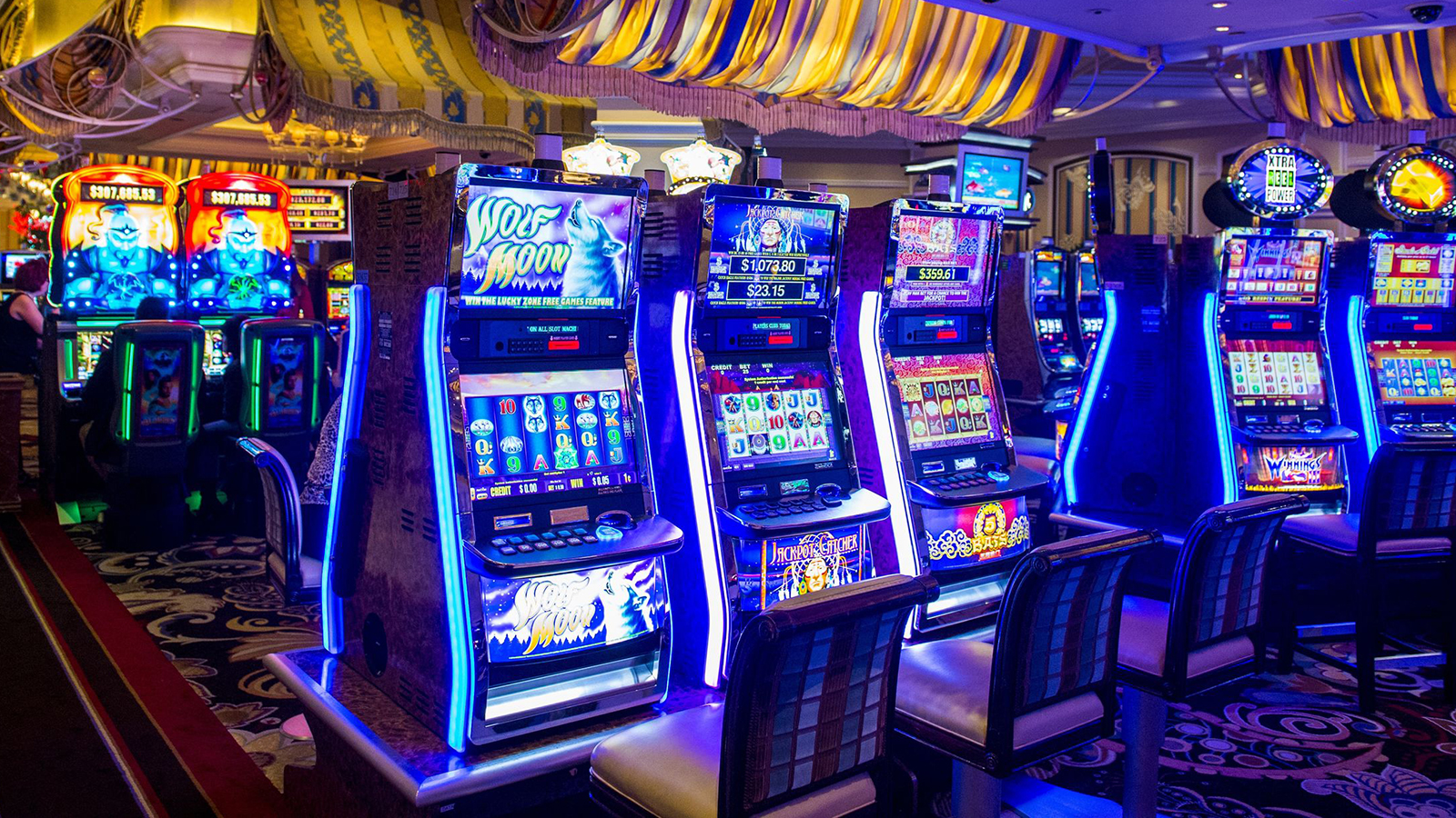 Slot Machine Management: What We're Missing in Our Metrics - Raving